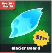Glacier Hoverboard