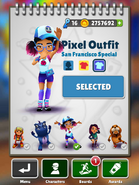 PixelOutfit