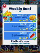 WeeklyHuntRio2016Complete