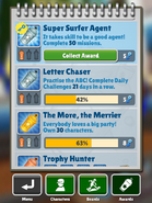 CollectingAwardSilver-SuperSurferAgent