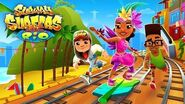 🇧🇷 Subway Surfers World Tour 2018 - Rio - Happy New Year (Official Trailer)
