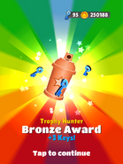 AwardBronze-TrophyHunter