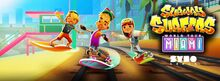 Subway Surfers Miami Cover Photo