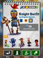KnightOutfit