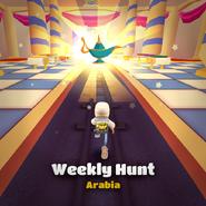 WeeklyHuntArabia