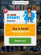 JayReappearance