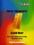 TrophyGoldBar