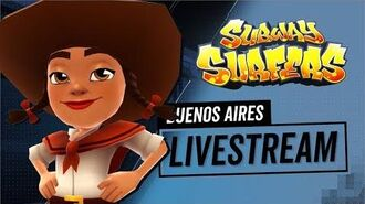 🔴 5 Million Score in 30 Minutes?? Subway Surfers Gameplay Buenos Aires