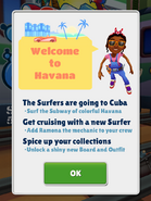 Havana Greeting