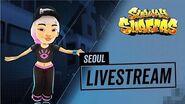 🔴 Live Stream Subway Surfers Gameplay Seoul