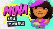 Subway Surfers World Tour 2019 - Mina