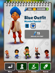 BlueOutfit