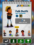 FolkOutfit