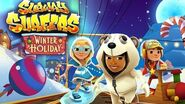 🎅 Subway Surfers World Tour 2016 - Winter Holiday (Official Trailer)