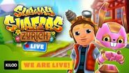 🔴 Subway Surfers Zürich LIVESTREAM - High Jumper Award