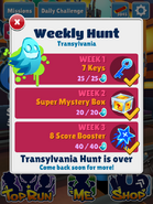 WeeklyHuntTransylvaniaComplete