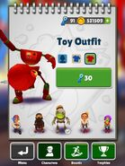 ToyOutfit