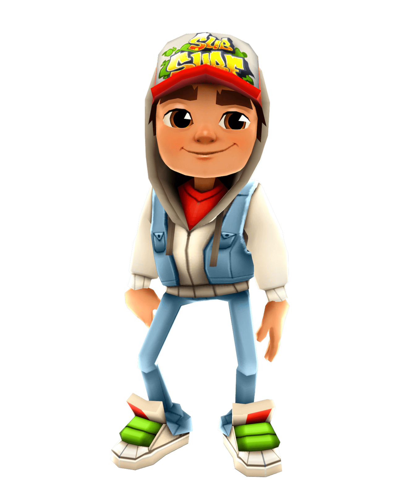 Characters Subway Surfers Wiki Fandom Powered By Wikia