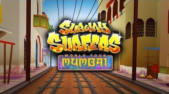 Subway Surfers World Tour - Mumbai