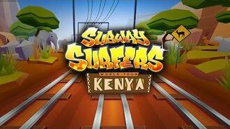 Subway Surfers World Tour – Kenya
