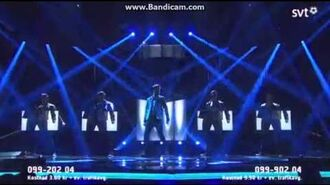 Sweden Eurovision 2014 Oscar Zia - Yes We Can