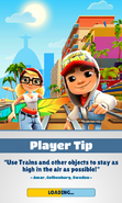Subway Surfers Rio 2018 Player Tip