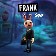 Subway Surfers Frank Sale