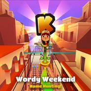 WordyWeekend