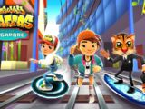 Subway Surfers World Tour: Singapore