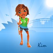 Kim Subway Surfers Wiki Fandom Powered By Wikia