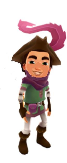 Smiling Jaro