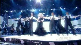 Malena Ernman - La Voix (Swedish Eurovision Winner 2009)