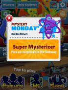 Mystery Monday Brazil