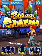 Subway Surfers Holiday