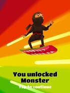 NinjaReceivingMonster2