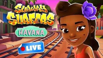 🔴 Subway Surfers World Tour 2018 - Havana Gameplay Livestream
