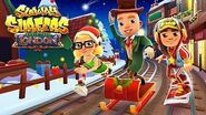 🎅 Subway Surfers World Tour 2018 - London (Official Trailer) - Happy Holidays
