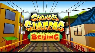 Subway Surfers World Tour - Beijing