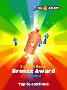 AwardBronze-BigGameHunter