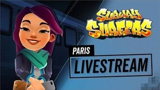 🔴 Jolien Taking Over Paris Subway Surfers Gameplay Paris