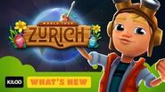 🌟 Subway Surfers World Tour 2019 - What's New Zürich