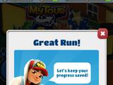 Online Save