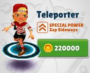 Teleporter Board
