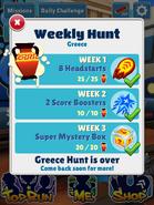 WeeklyHuntGreeceComplete
