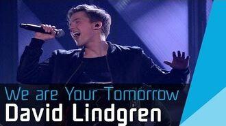 David Lindgren – We are Your Tomorrow Melodifestivalen 2016
