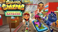 🇹🇭 Subway Surfers World Tour 2014 - Bangkok (Official Trailer)