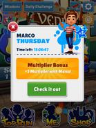 MarcoThursday