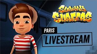 🔴 Will You Be Marco's Valentine? Subway Surfers Gameplay Paris