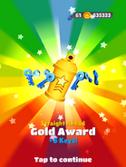 AwardGold-StraightAhead