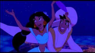 Aladdin - A Whole New World (1080p)
